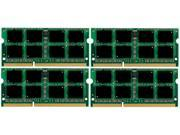 16GB (4GB x 4) SODIMM DDR3 PC3-8500 1066MHz RAM Memory FOR APPLE IMAC