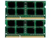 16GB (2x8GB) 204-pin SODIMM DDR3 PC3-8500 1066MHz Unbuffered NON-ECC Memory for APPLE