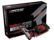 New Force3D DDR3 AMD ATI Radeon 5450 PCI Express x16 Video Graphics Card HDMI VGA HD1080P 1GB (SaveMart)