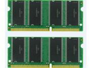1GB (2*512MB) PC133 133MHz MEMORY FOR DELL INSPIRON 4100 1.0G 1.1G 1.2G 866
