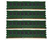 for Dell PowerEdge 860 Server 8GB (4x2GB) PC2-5300 DDR2 667MHz 240-pin ECC Unbuffered Sever Memory