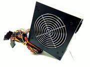 KENTEK 650W ATX Black SATA PCIE 12CM Fan Power Supply Quiet (SaveMart)