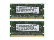 4GB (2*2GB) Laptop MEMORY FOR DELL INSPIRON 1318 1420 1520 1521 1525 1525SE 1526 1526SE
