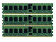 12GB 3x4GB Memory PC3-10600 DDR3-1333 ECC Unbuffered for HP Proliant DL980 G7