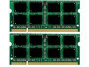 8GB (2x4GB) HP - Compaq HP G62-220US DDR2-800 SODIMM Laptop Memory PC2-6400