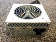 650W 600W 120mm Fan ATX SATA PCIE ATX Power Supply Grey Sliver Quiet
