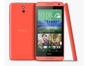 "HTC Desire 816 D816 Dual Sim Orange (FACTORY UNLOCKED) 13MP 5.5""Quad-Core 1.6"