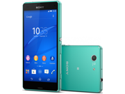 Sony Xperia Z3 D6653 16GB - Unlocked International Phone - GSM - GREEN