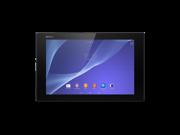 "Sony Xperia Z2 Tablet SGP511 Black - WiFi Tablet - 10.1"" 1200 x 1920 IP58 16GB"