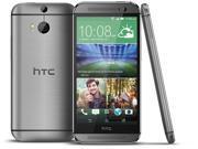 "HTC ONE M8 2014 Unlocked International Model 5"" Full HD - Quad-Core - GRAY"