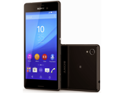 "Sony XPERIA M4 Aqua Dual E2363 Black (Unlocked International Model) 5.0"" IPS , 8GB , 13MP"