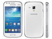 "Samsung Galaxy S Duos S7562 White Dual Sim (FACTORY UNLOCKED) 4GB 4.0"" 5MP"