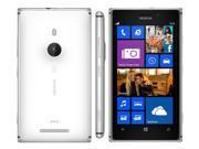 Nokia Lumia 925 White RM-892 (FACTORY UNLOCKED) 8.7MP PureView 16GB