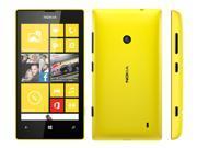 """Nokia Lumia 520 Yellow RM-914 (FACTORY UNLOCKED) 4"""" IPS 8GB 5MPDual-Core"""