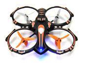 RC Quadcopter Drone Propeller Blades Black and Orange