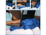 Portable Laptop Adult and Kids Lap Desk - Blue