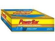 FOOD PWB BAR PERF VANILLA CRISP BX12