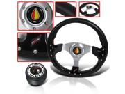 94-01 ACURA INTEGRA JDM RACE CAR STEERING WHEEL STYLE WITH HUB KIT