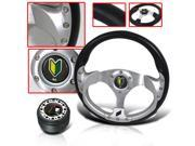 JDM SPORT 1999 ACURA INTEGRA DRAG RACING STEERING WHEEL WITH HUB KIT