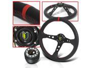 97 ACURA INTEGRA TOP CHOICE STEERING WHEEL STYLE WITH HUB ADAPTER