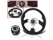 1999 HONDA CIVIC PERFORMANCE HORN BUTTON WITH STEERING WHEEL AND ADAPTER HUB KIT