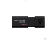 Kingston 32GB DataTraveler 100 G3 32G USB 3.0 Flash Drive DT100G3/32GB with Lanyard