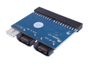 Dtech DT-8008 SATA to IDE to SATA adapter card