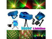 R&G Super Mini Projector DJ Disco LED Light Stage Party Laser Lighting Show Plug US shipping