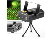 LED R&G Laser Projector Stage Lighting Disco DJ Party Bar Club Effect Light New