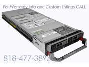 Dell PowerEdge M620 with 1 x E5-2667 - 32GB RAM - 2 x 146GB 15K