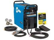 MILLER ELECTRIC 907627 TIG Welder, Diversion 180, 120240VAC