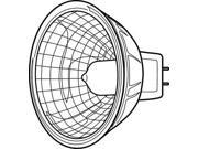 GE LIGHTING Q71MR16/C/CG25(EYJ) Halogen Floodlight,MR16,71W