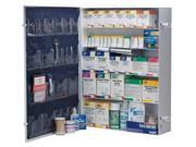 FIRST AID ONLY 249O/P First Aid Kit,Unitized,1718Pcs,200 Ppl