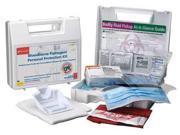 FIRST AID ONLY 216O/LAB First Aid Kit, Bloodborne Pathogen