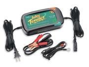 BATTERY TENDER 0220186DLWH Battery Charger, 12VDC, 5A