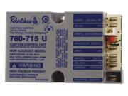 Robertshaw 780-715 Non-Lockout Pilot Ignition Controller