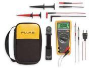 FLUKE Fluke 179/EDA2 Kit Industrial Digital Multimeter, 10A, 1000V
