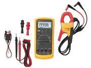 FLUKE FLUKE 87V/IMSK Industrial Digital Multimeter, 1000V, 10A