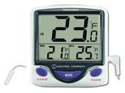 TRACEABLE 4148 Digital Thermometer, Jumbo