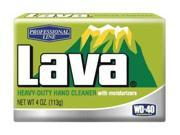 LAVA 10383 Bar Soap w/Pumice,4 Oz,Unscented,PK48