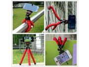 Small Gorillapod Tripod Octopus Grip Flexible Holder + one phone holder