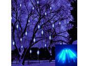 LED Meteor Shower Rain Tube Snowfall LED Light Outdoor Tree Garden Decoration LED Light 144 LEDs 30CM 18LEDs /Tube
