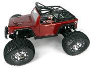 EMTA KAISER RTR 1/8 MONSTER TRUCK (MATTE RED) WITH ON-BOARD AUDIO (OBA)