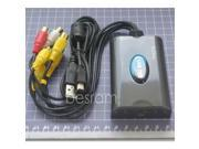 4 channel USB DVR Video Audio Capture Adapter Card real-time REC instant replay