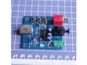 PCM2704 USB DAC USB Power Sound Card Decoding Deck