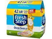 FRESH STEP ODOR SHIELD SCENTED 42