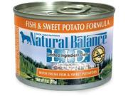 FISH FORMULA DOG CAN