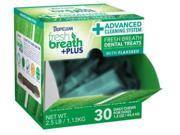 Fresh Breath Plus Advanced Cleaning System Cube,  Color: Green, Size: 2.5 pounds