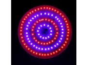 120W UFO 120pcs SMD 72Red+48Blue Hydroponics LED Grow Light