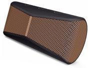 Logitech X300 Mobile Wireless Stereo Speaker, Copper Black (984-000392)